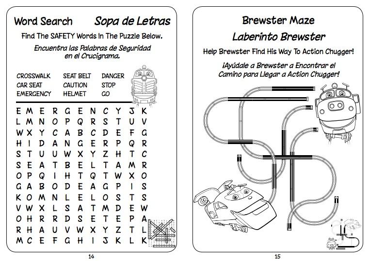 ... Teaches Transportation Safety + Free Printables - Rockin Mama