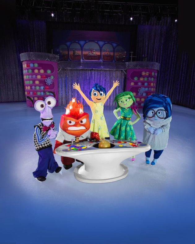Disney On Ice Inside Out