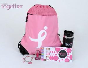 Pink Together Inspiring Hope Gift Pack