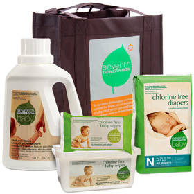 green baby kit