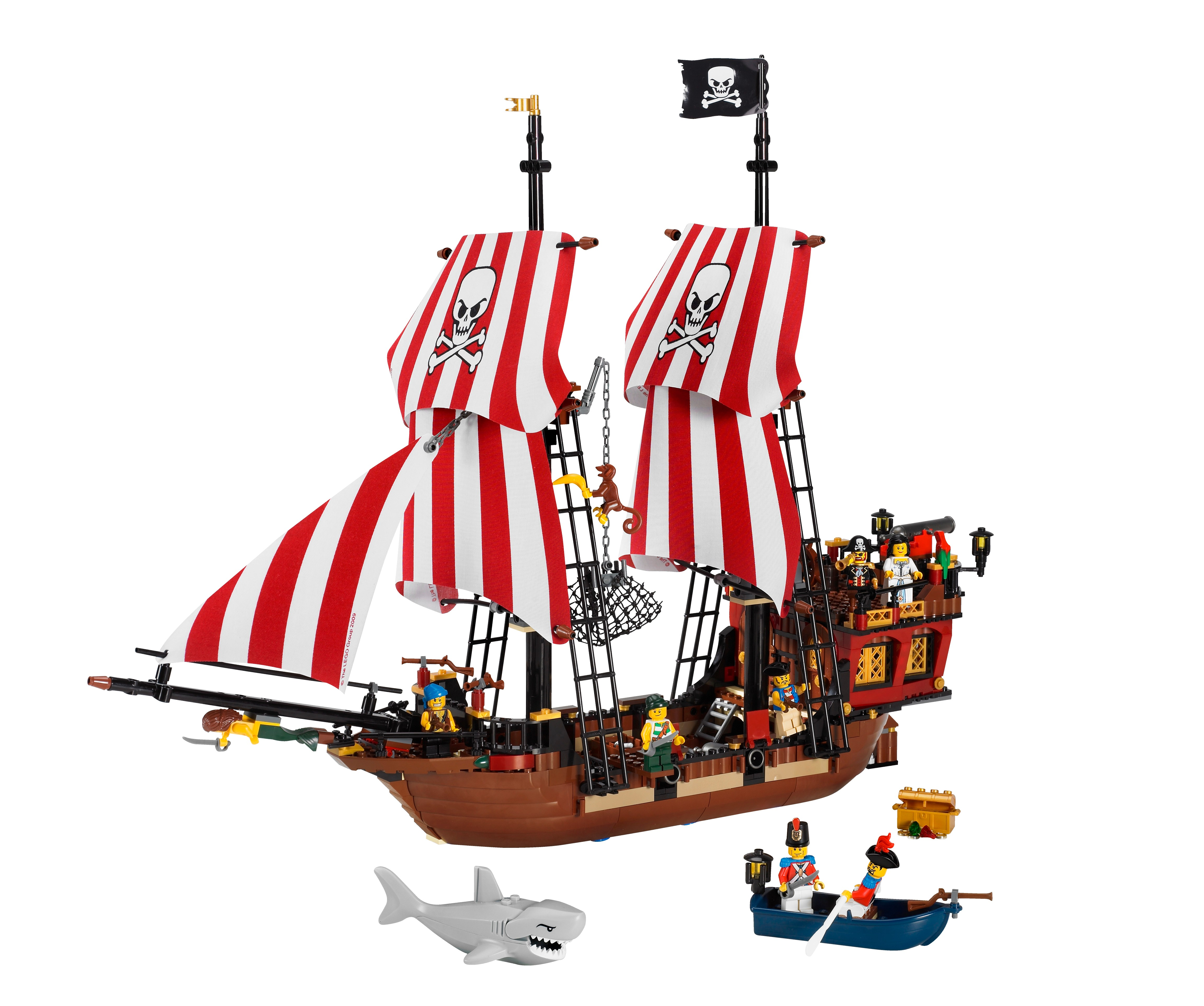 6243 LEGO Brickbeard's Bounty