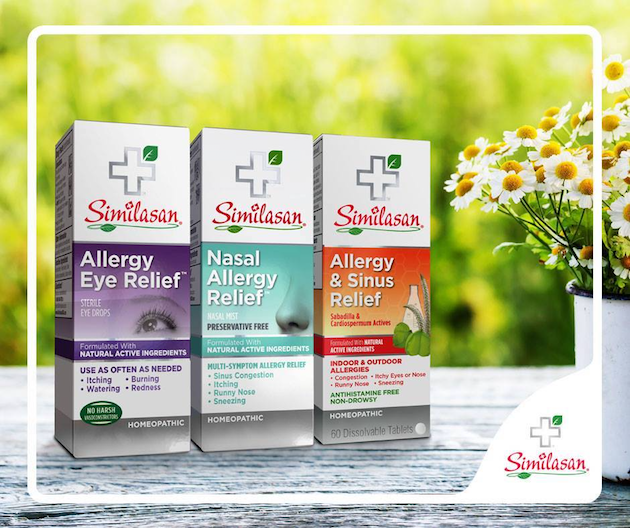 Similasan Allergy Relief