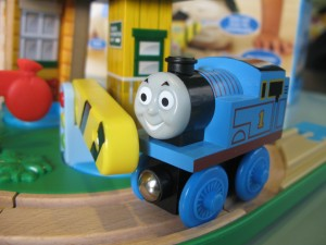 Summer Of Toys Thomas Wooden Railway Early Engineers Roundabout