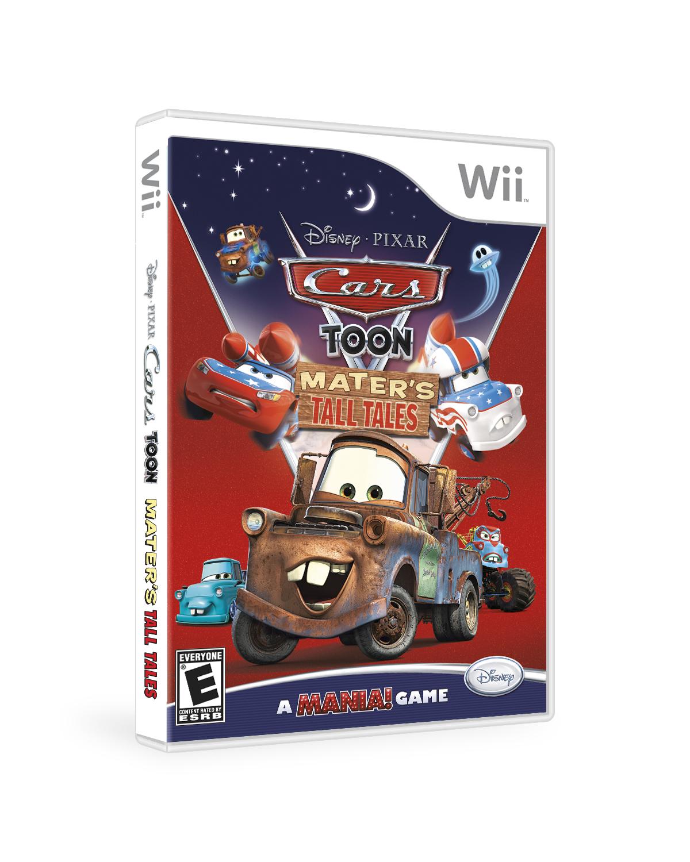 Disney/Pixar's Cars Toon: Mater's Tall Tales