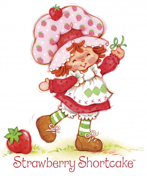 Strawberry Shortcake Celebrates 30 Berryful Years Vintage Strawberry Shortcake Images