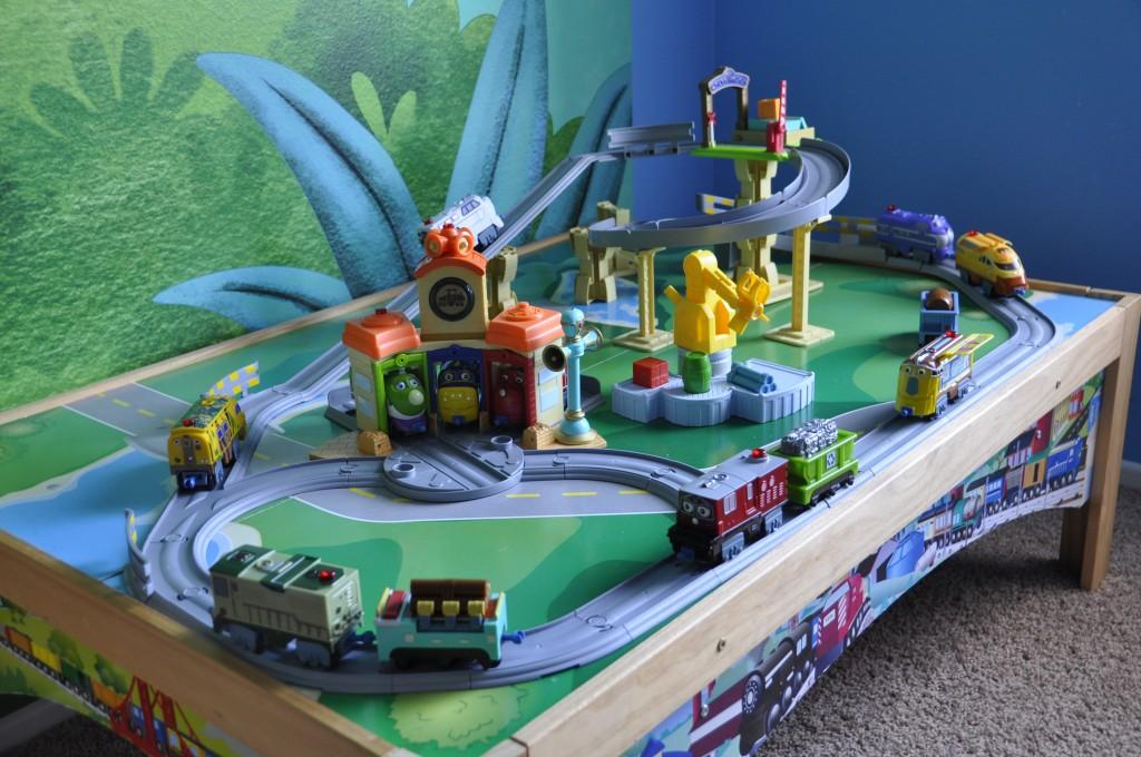 Chuggington Interactive Railway Set