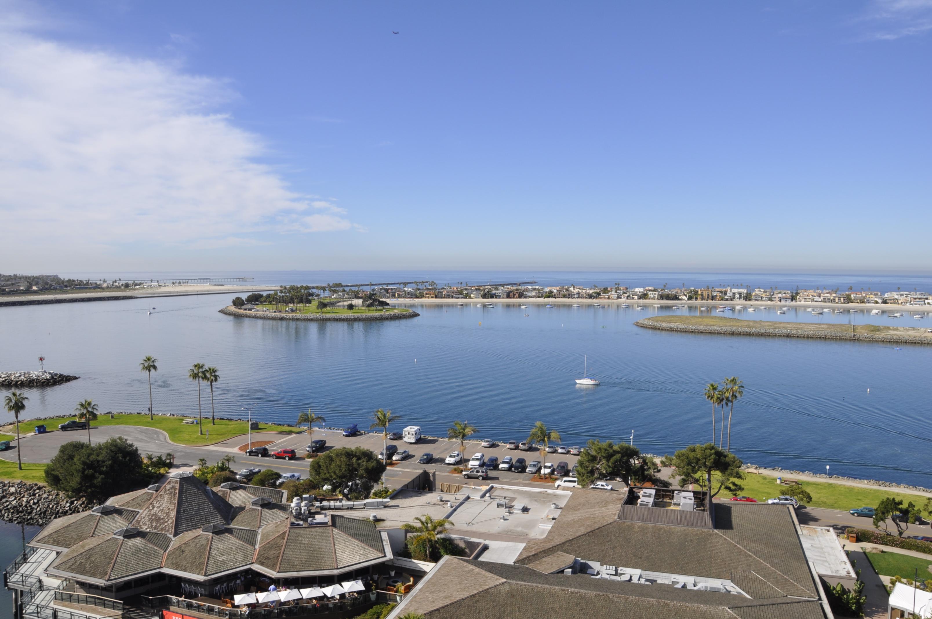 The Hyatt Regency Mission Bay In San Diego