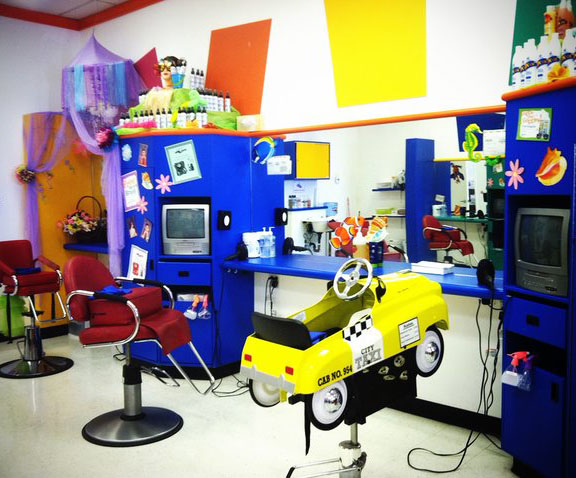 Cool cuts 4 kids giveaway for Childrens hair salon