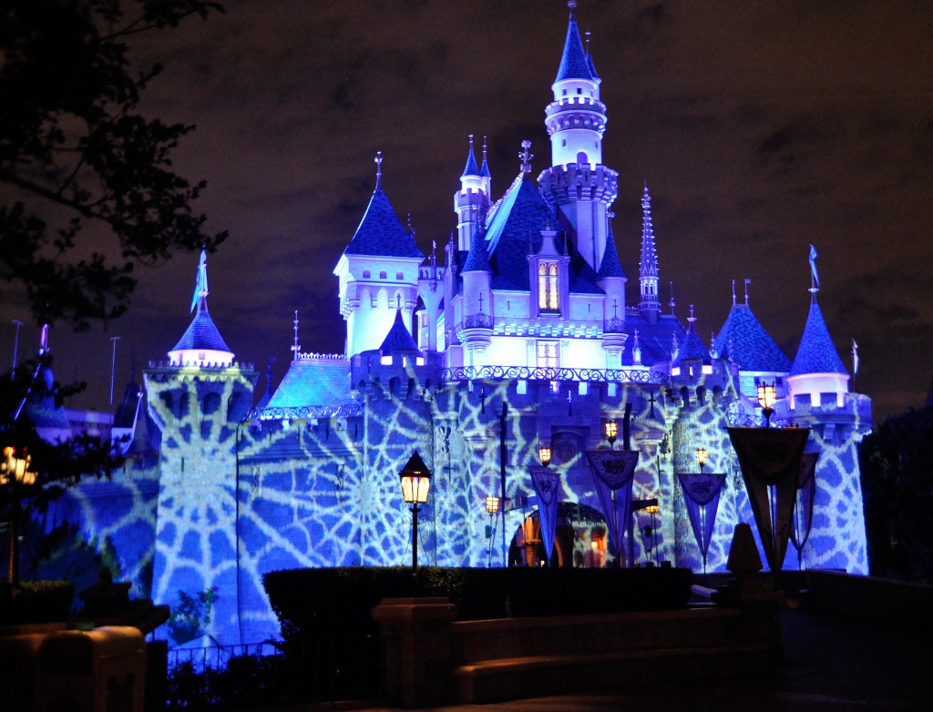 Mickey's Halloween Party at the Disneyland Resort