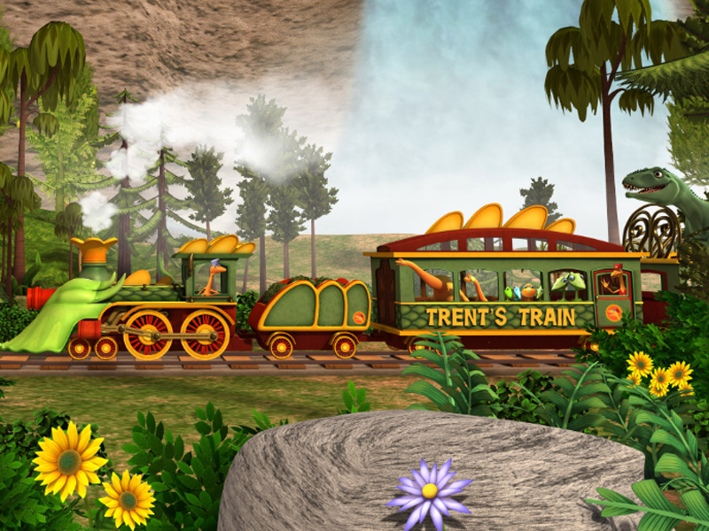 Transform Your Childu0027s Space With Dinosaur Train Inspired Wall Murals    Rockin Mama™ Part 78