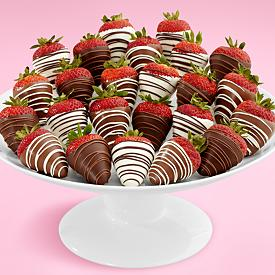Valentine S Day Gift Idea Flowers Amp Chocolate Covered