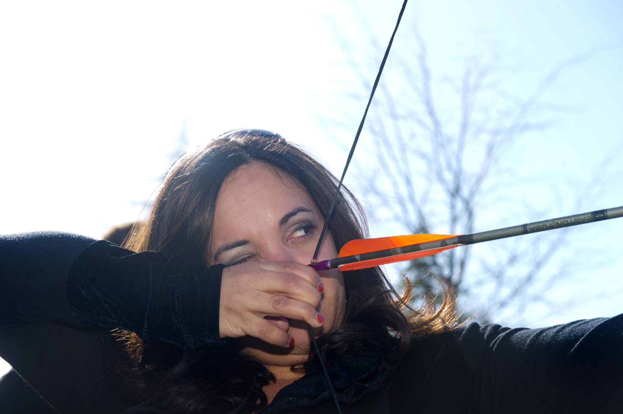 Bullseye! Archery 101 Inspired by Disney/Pixar's Brave