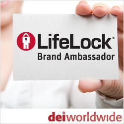 LifeLock Brand Ambassador