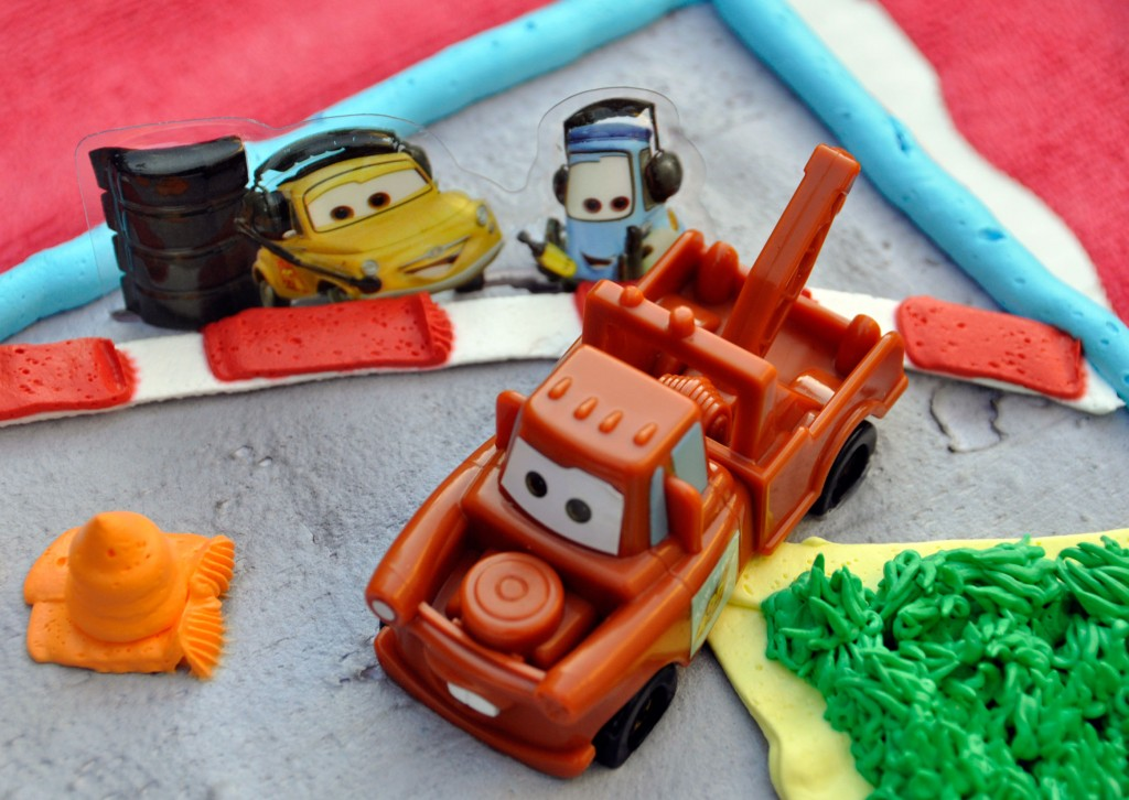 Fabulous Pixar Cars Themed Custom Cake Birthday Cards Printable Opercafe Filternl