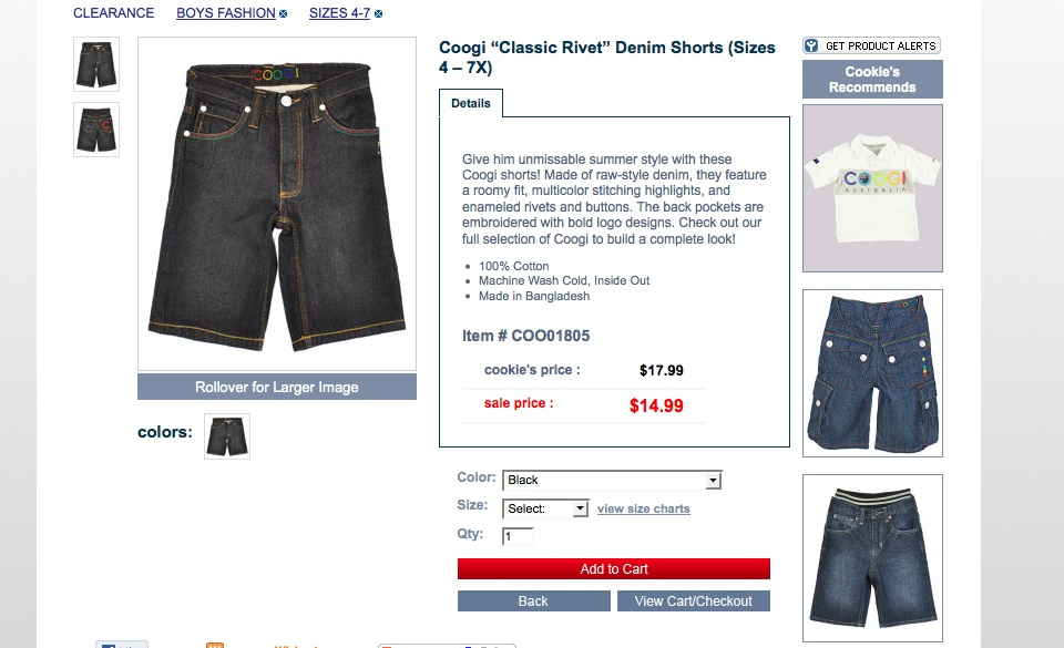 Coogi Shorts Coogi Shorts