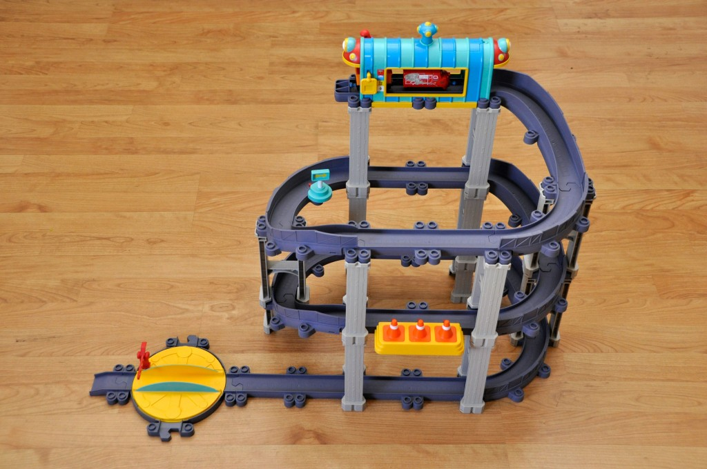 Chuggington Introduces It\'s First Elevated Train Set *Giveaway*