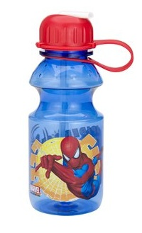 Spider Man Water Bottle
