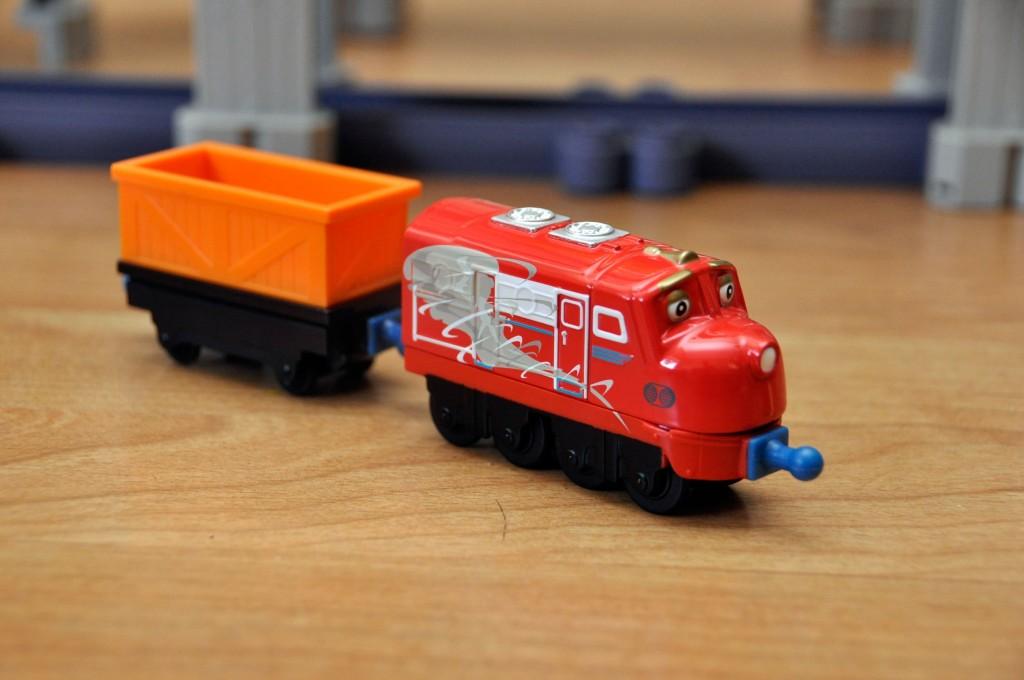 Wilson Train