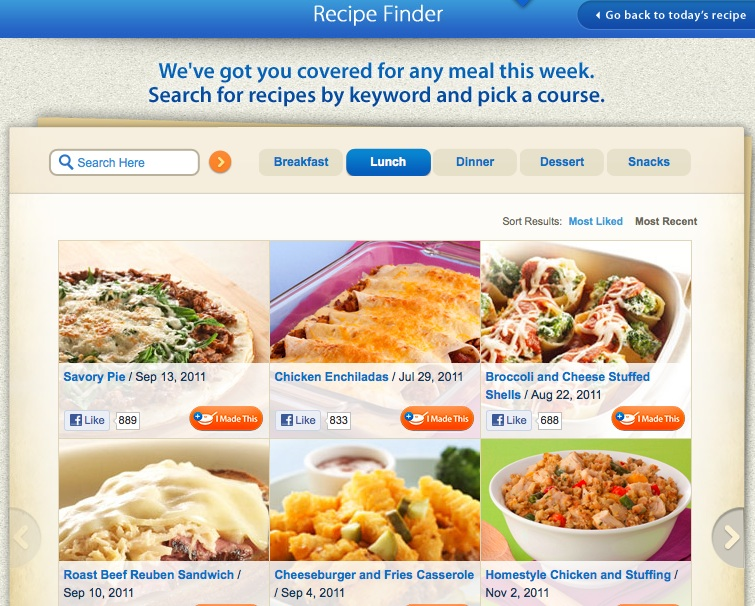 Recipe Finder