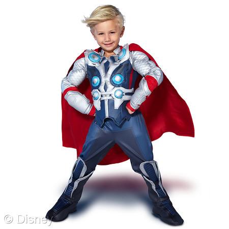 Thor Costume  sc 1 st  Rockin Mama & The Disney Storeu0027s Magical Costume Collection!