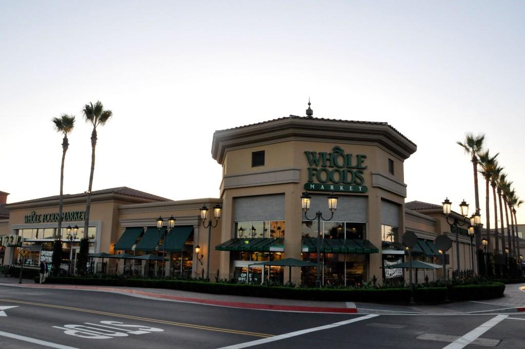 Whole Foods Fashion Island Restaurant
