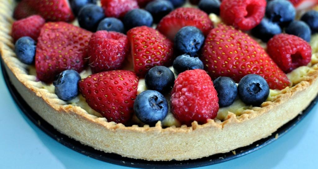 Recipe Berry Tart