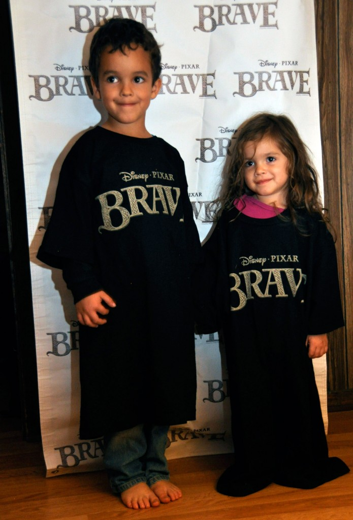 Brave Viewing Party