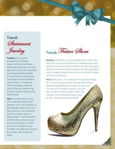 Festive Shoes
