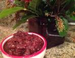 Recipe for Homemade Cranberry Sauce