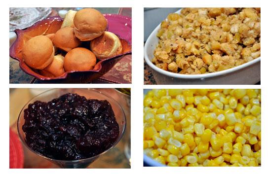 Knott's Thanksgiving Feast
