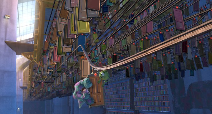 In Theaters Monsters Inc 3d Plus Printable Activities