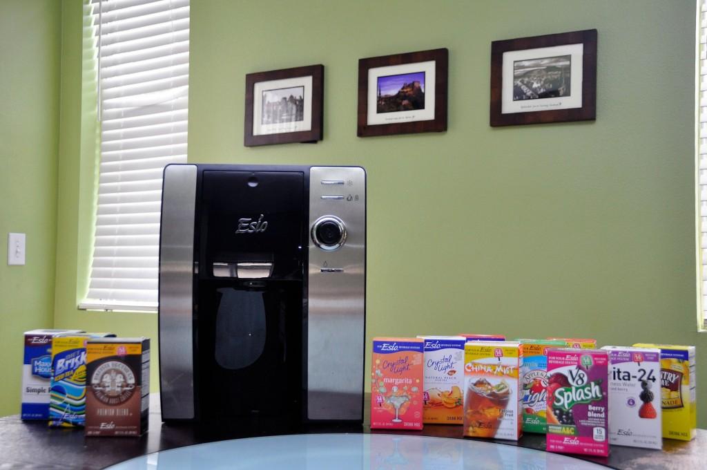 Esio Hot & Cold Beverage System