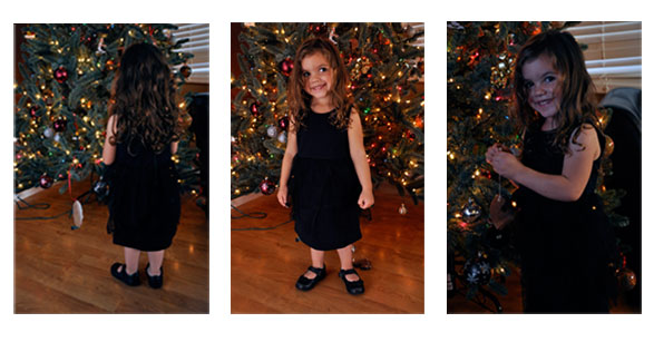 Holiday Dress Photos