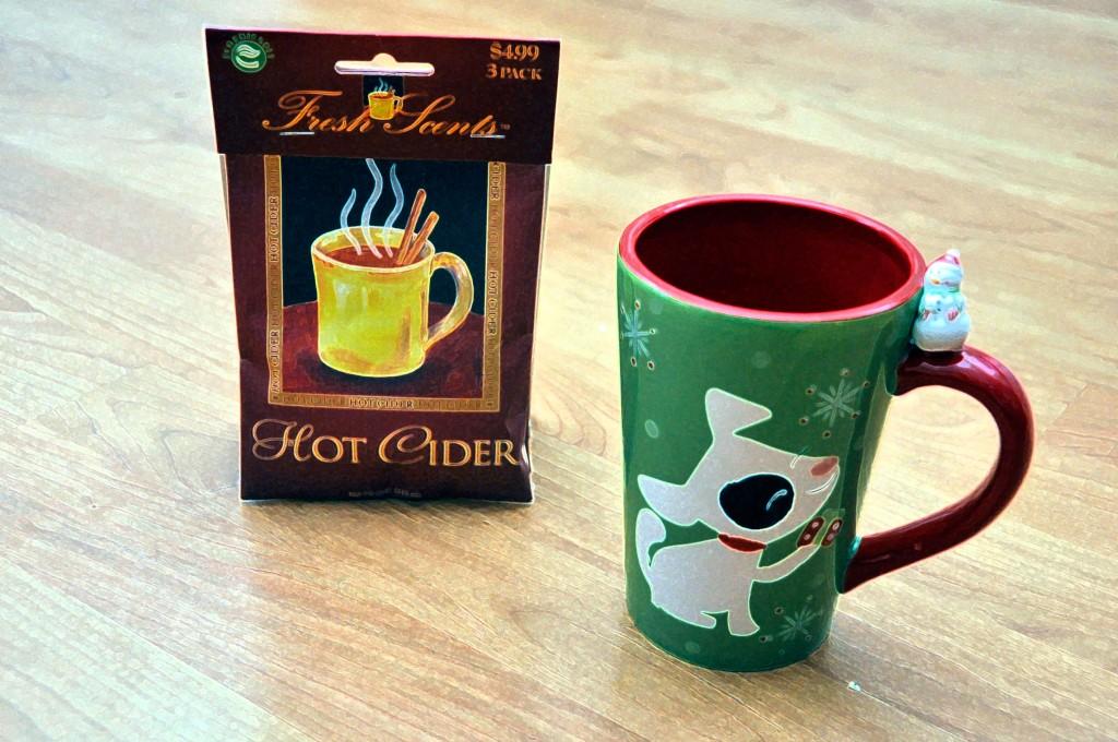 Holiday Mug & Cider