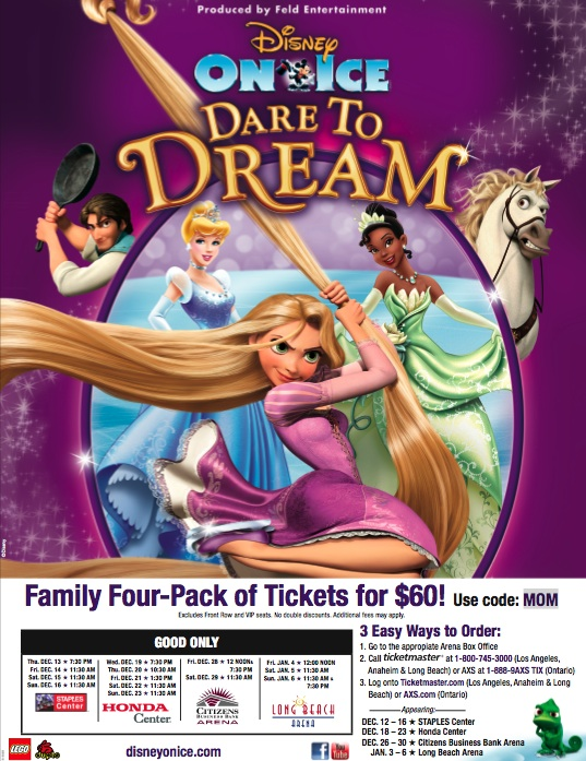 MOM Discount Disney On Ice