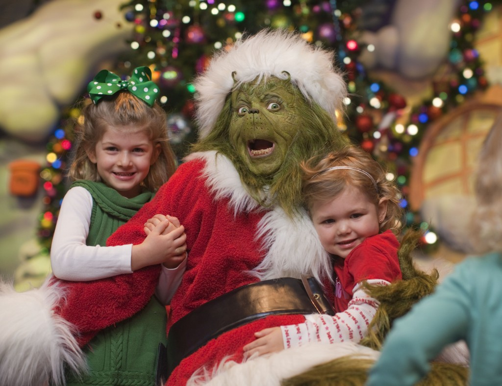 The Grinch at Universal Orlando Resort