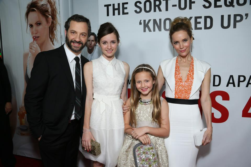 Image of: Maude Apatow This Is 40 Premiere Rockin Mama This Is 40 Director Judd Apatow Talks About His Inspiration And