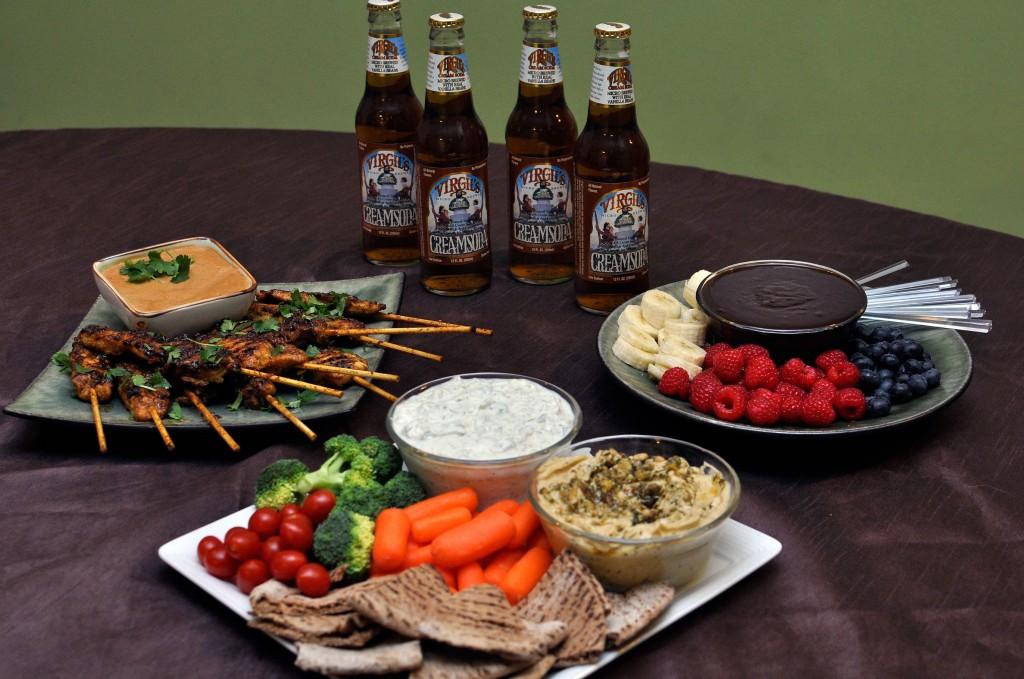 Ethnic Finger Foods