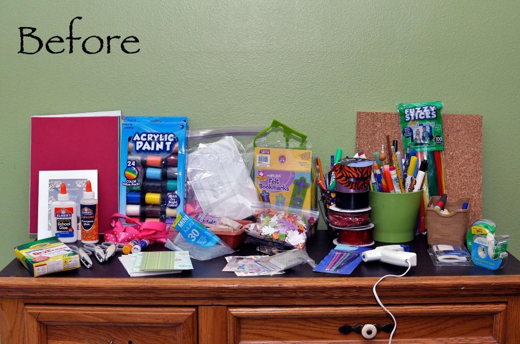 How to organize kids 39 craft supplies rockin mama for How to organize craft supplies