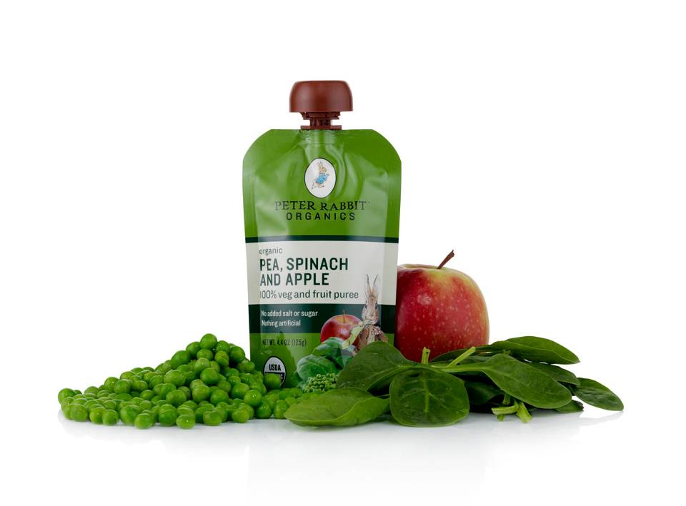 Peter Rabbit Organics Veggie Blend
