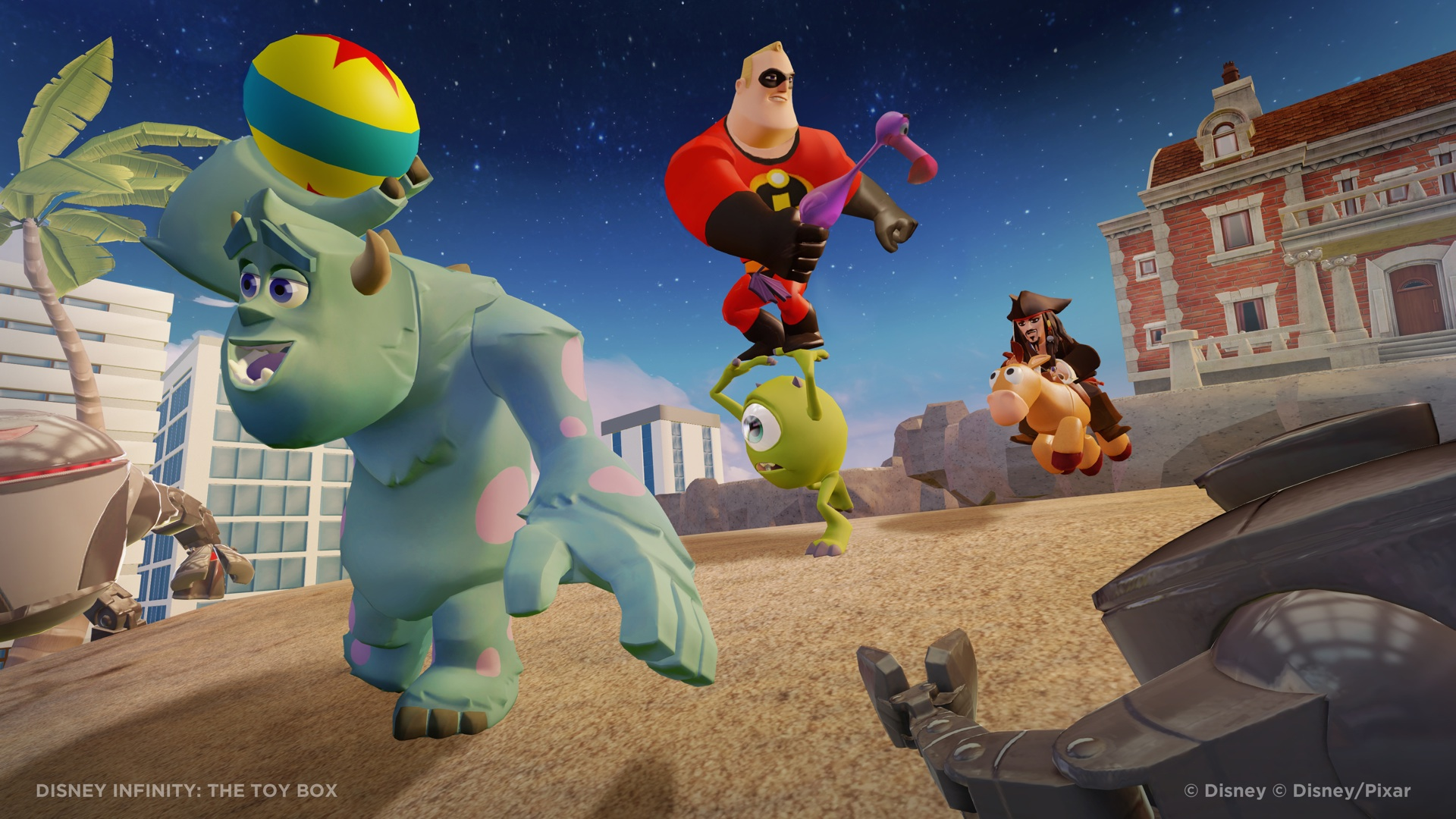 ToyBox Disney Infinity