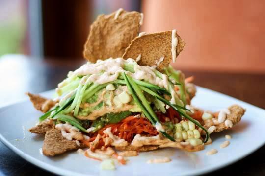 Jenny ross degrees bilder news infos aus dem web for 118 degrees raw food cuisine