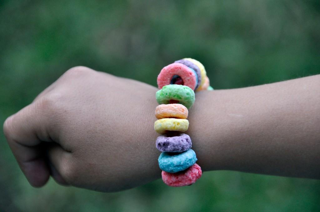 Froot Loops Bracelet