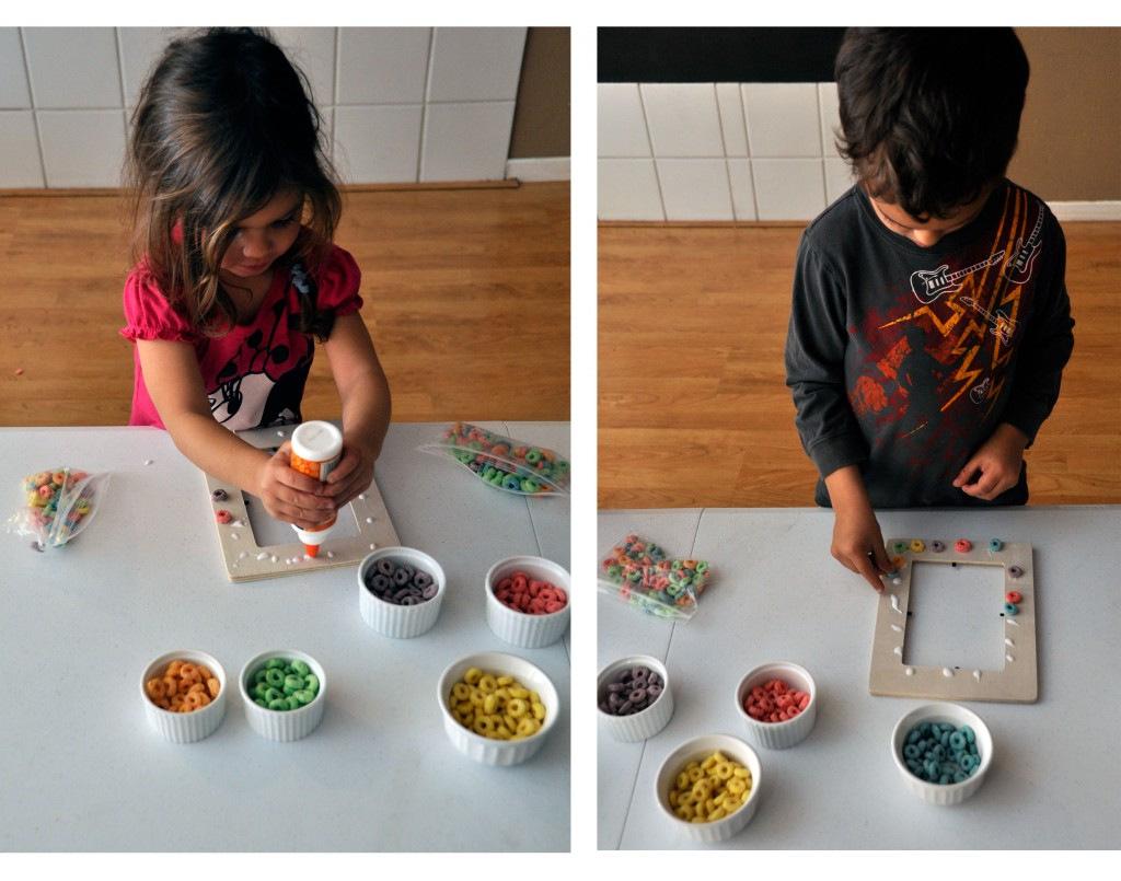 3 Froot Loops - Inspired Crafts Your Kids Will Love