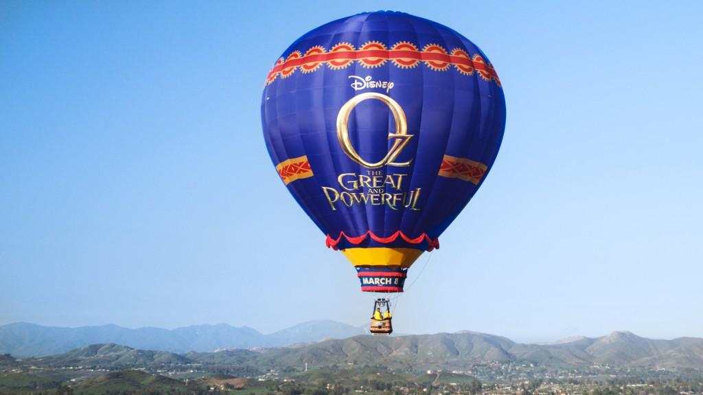 The Journey To Oz Balloon Tour