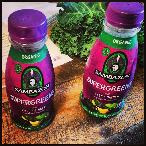 Sambazon Smoothies