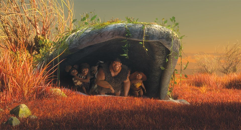 a2946ccf0d34 The Croods  Creating a Croodaceous Story World