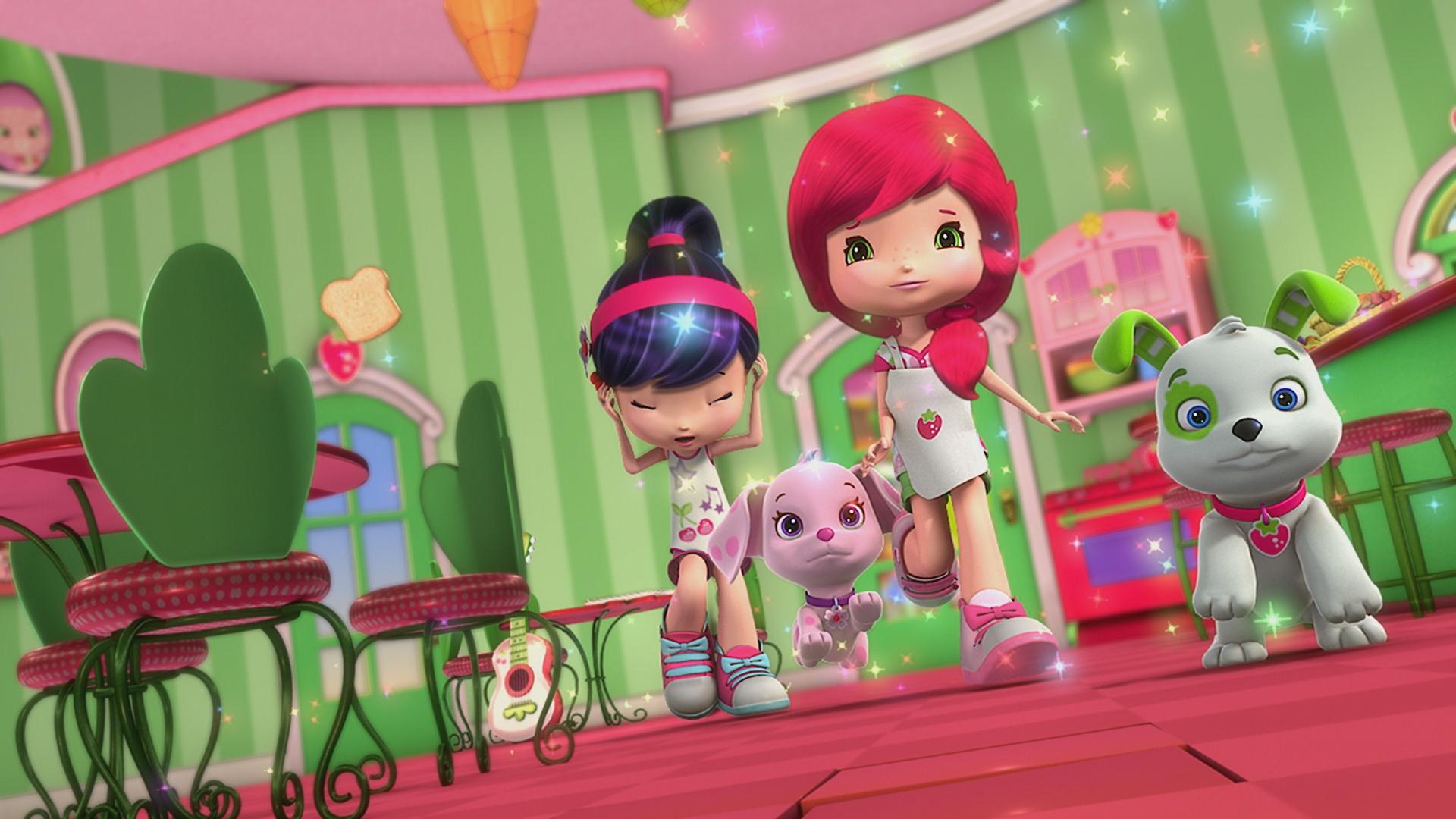 strawberry shortcake games