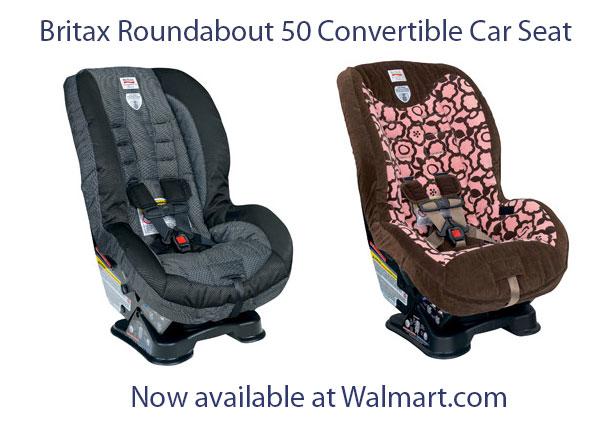 Britax Roundabout 50 Classic Convertible Car Seat