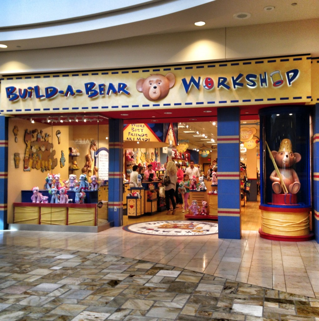 Jul 15,  · A few colorful bins near the Build-a-Bear Workshop entrance hold all the stuffed animals ready to be made. Pictures above the bins show you what the finished animals look like. Pick out the one you want before walking over towards the sound machine%(8).
